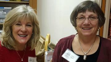 Sheila deLong & Linda Hagen